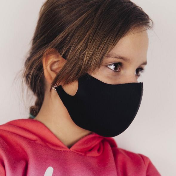 Kinder Mund-Nasen-Maske Spandex
