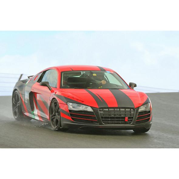 Audi R8 Renntaxi