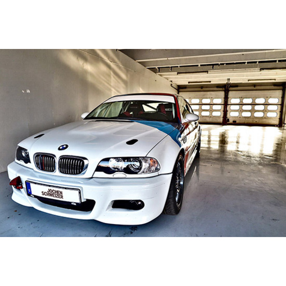 Rennstreckentraining BMW M3