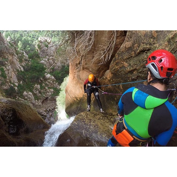 Canyoning Tages-Tour auf Mallorca