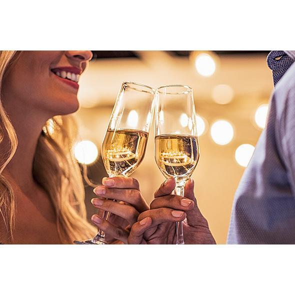 Champagner Dinner für 2 in München