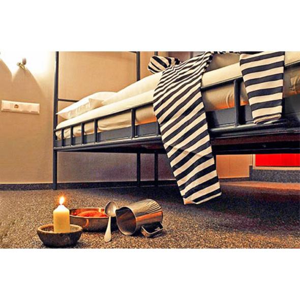 Übernachtung in der Gefaengnis-Suite in Kaernten für 2