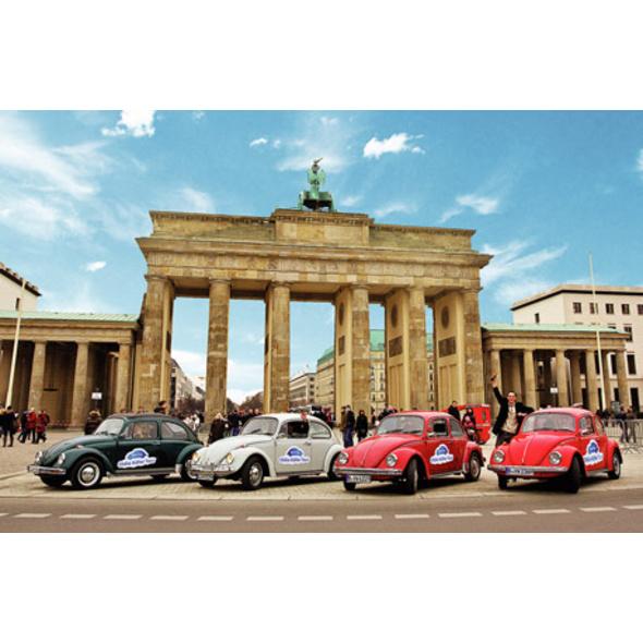VW Kaefer fahren in Berlin für bis zu 4 Personen