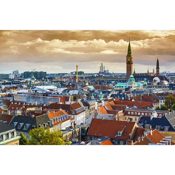 Städtetrip Kopenhagen mit Stadtführung (3 Tage)