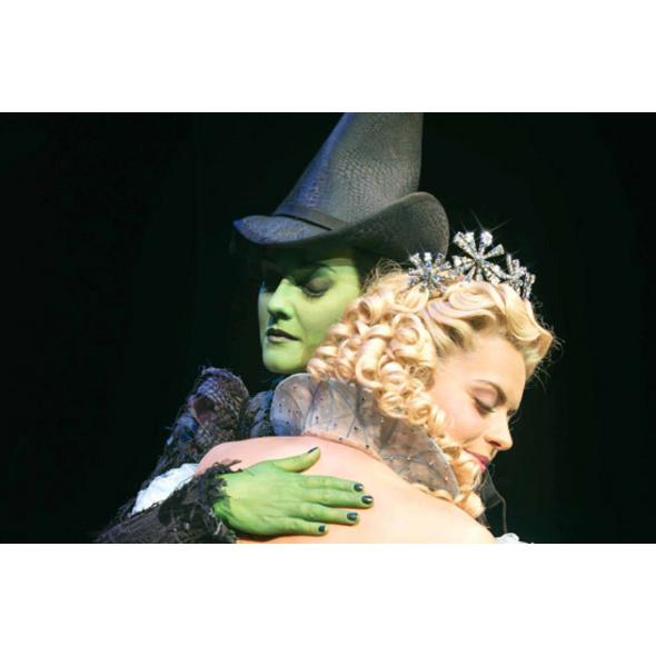 Musicalreise Wicked London für 2 (3 Tage)