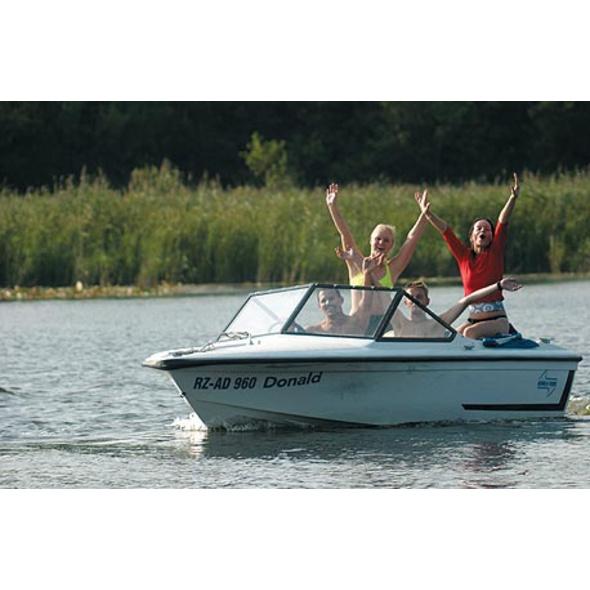 Motorboot selber fahren
