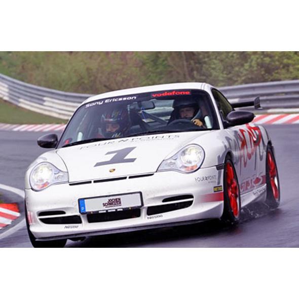 Porsche 911 GT3 RS selber fahren auf der Nordschleife