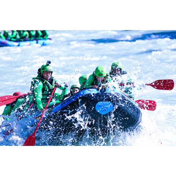Rafting-Tour Imster Schlucht mit Übernachtung in Tirol