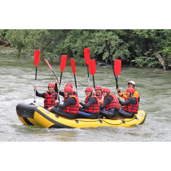Rafting-Tour in der Steiermark für 2
