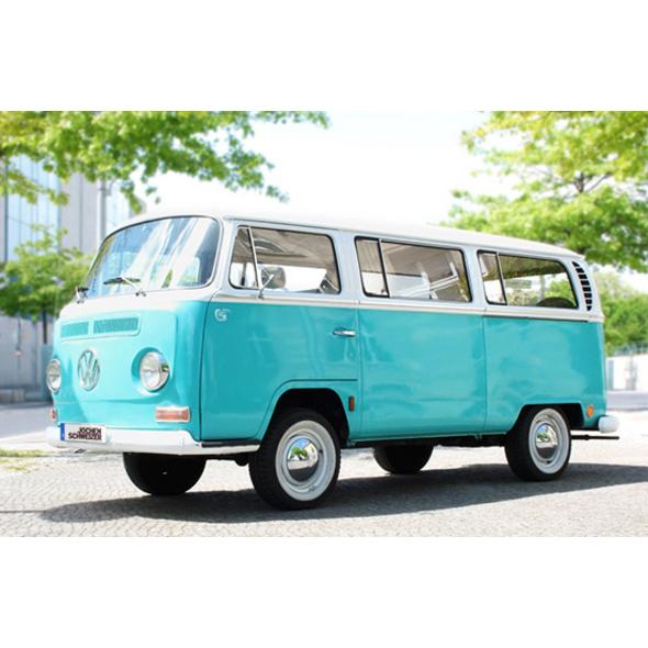 VW Bulli fahren für bis zu 7 Personen in Berlin