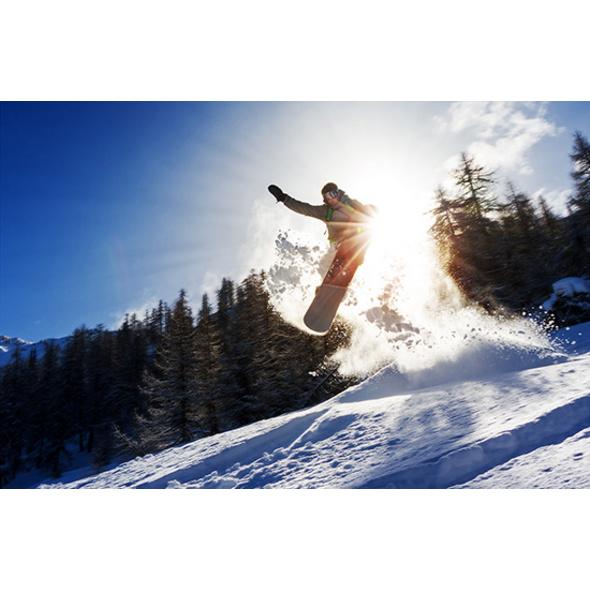 Dolomiten Winter-Kurzurlaub für bis zu 4 Personen