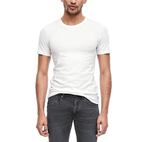 Basic-T-Shirts im Doppelpack - T-Shirts