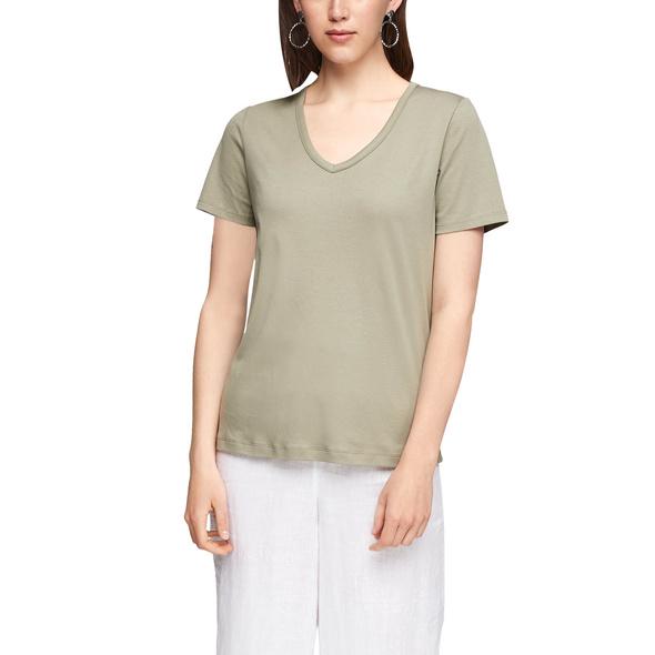 T-Shirt aus Baumwolle - T-Shirt