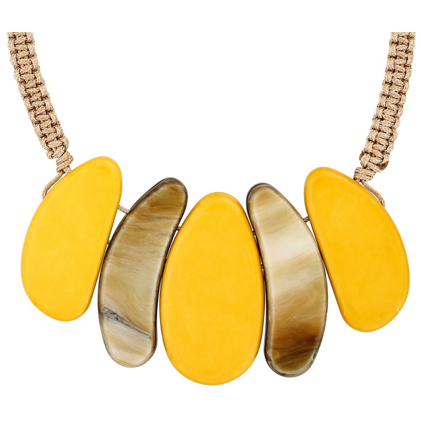 Kette - Yellow Coral