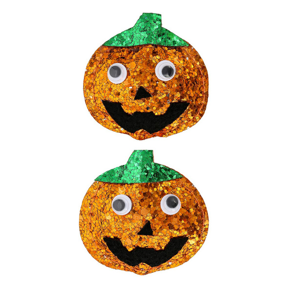 Kinder Haarspange - Big Pumpkin