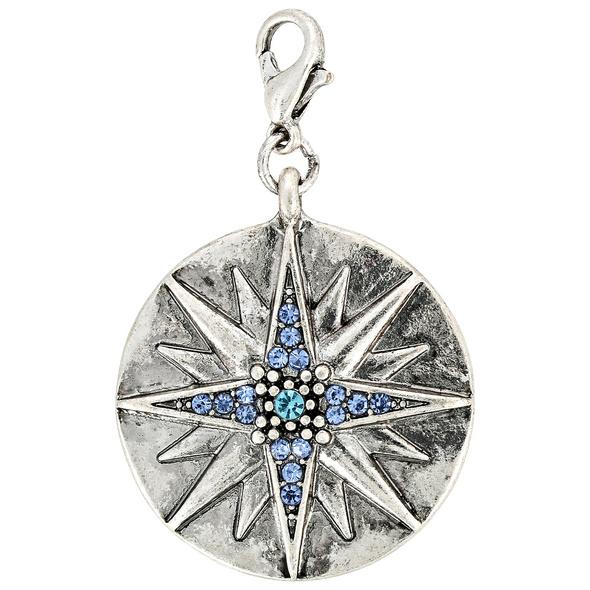 Charm Anhänger - Silver Shining