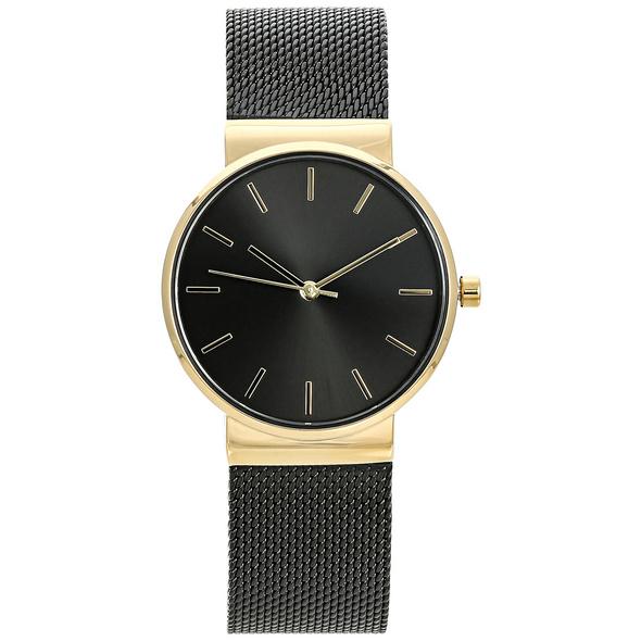 Uhr - Festive Golden