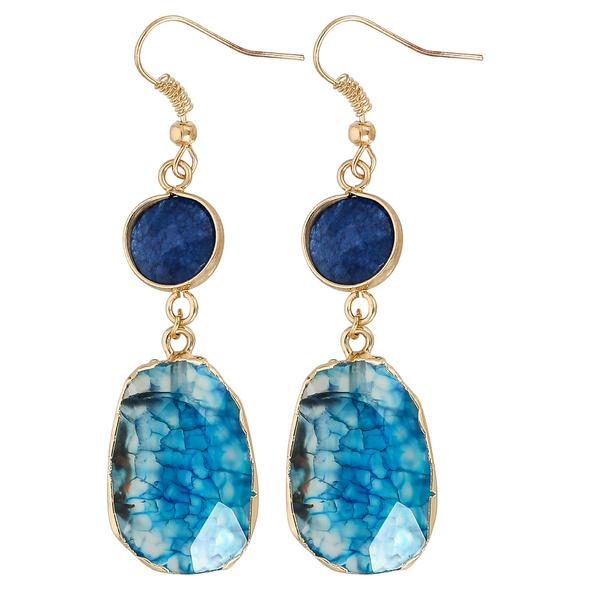 Ohrhänger - Blue Gems