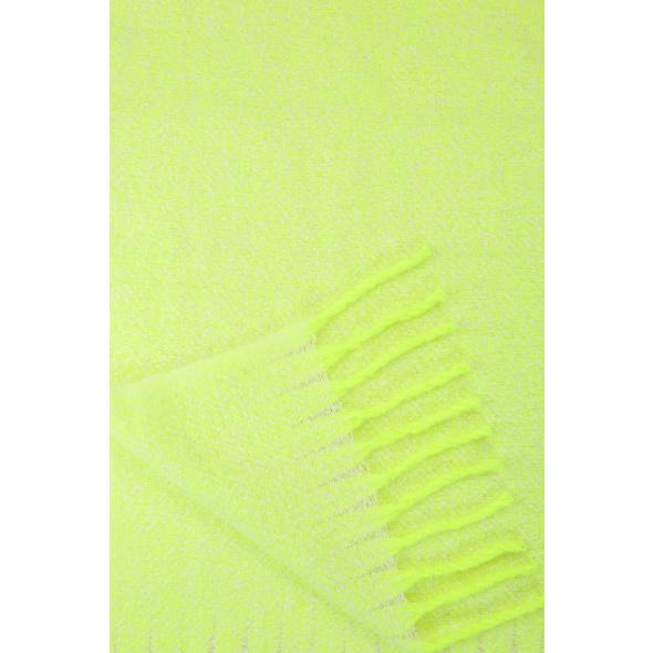 Schal - Neon lemon