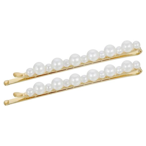 Haarnadel-Set - Pearl