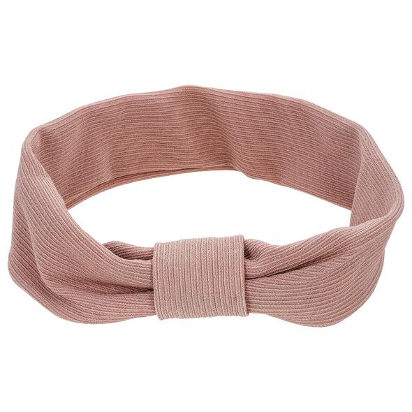 Haarband - Rosa Glitter