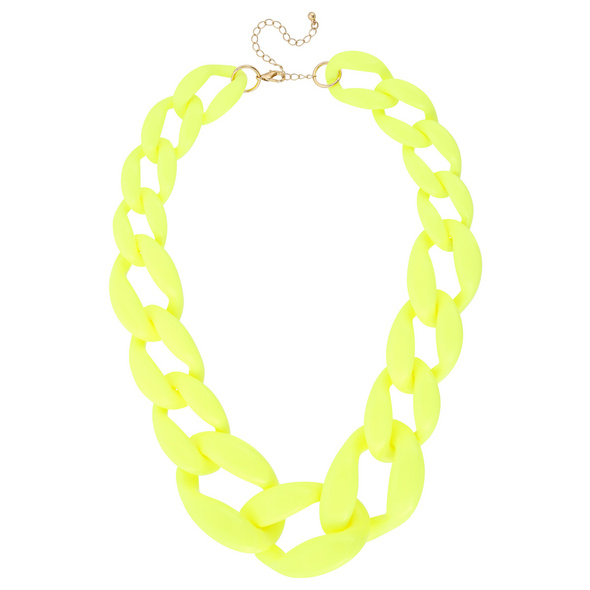 Kette - Dazzling Yellow