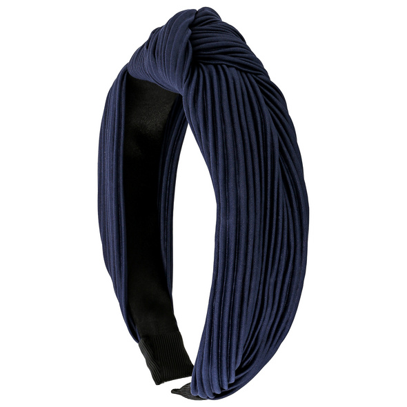 Haarreif - Blue Knurl