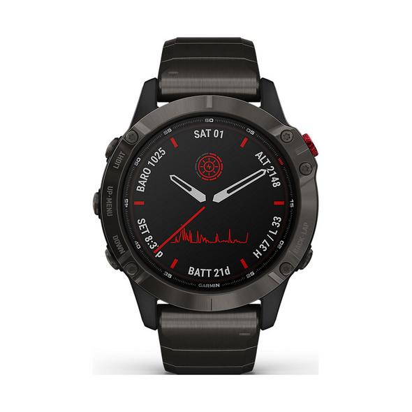 Garmin Smartwatch Fenix 6 Pro Solar