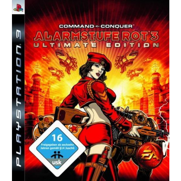 Command & Conquer Alarmstufe Rot 3: Ultimate Edition