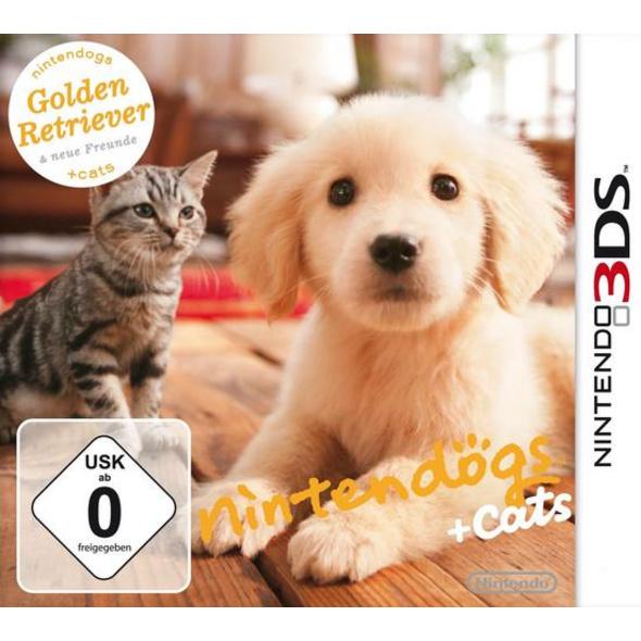 Nintendogs & Cats Golden Retriever