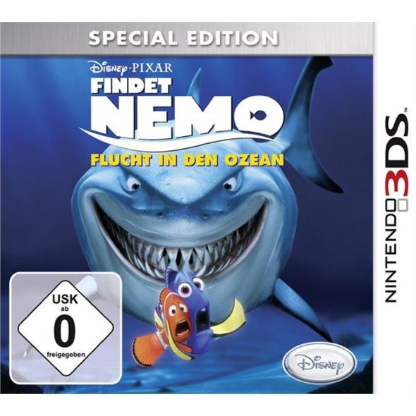 Findet Nemo: Flucht in den Ozean Special Edition