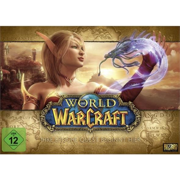 World of Warcraft Battlechest 4.0