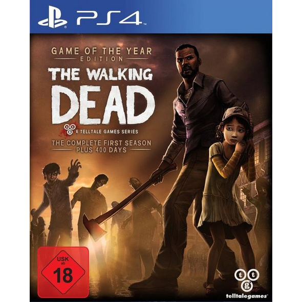 Walking Dead Game of the Year Edition