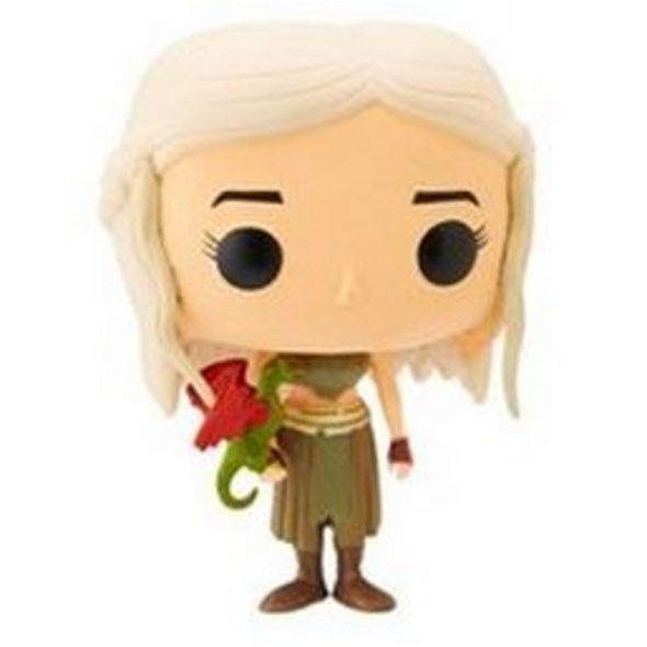 Game of Thrones - DaenerysTargaryen - POP! Vinylfigur
