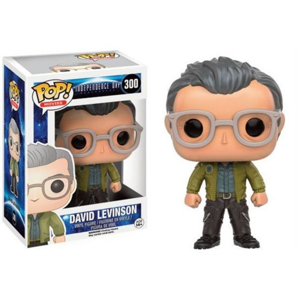 Independence Day: Resurgence - POP!-Vinyl Figur David Levinson