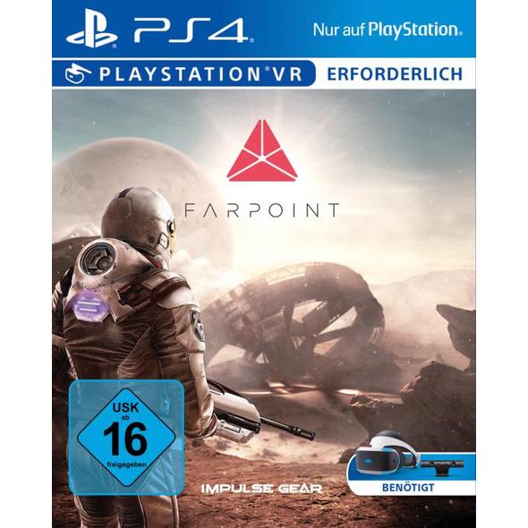 PlayStation VR Farpoint