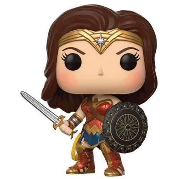 Wonder Woman der Film - POP! Vinyl-Figur Wonder Woman