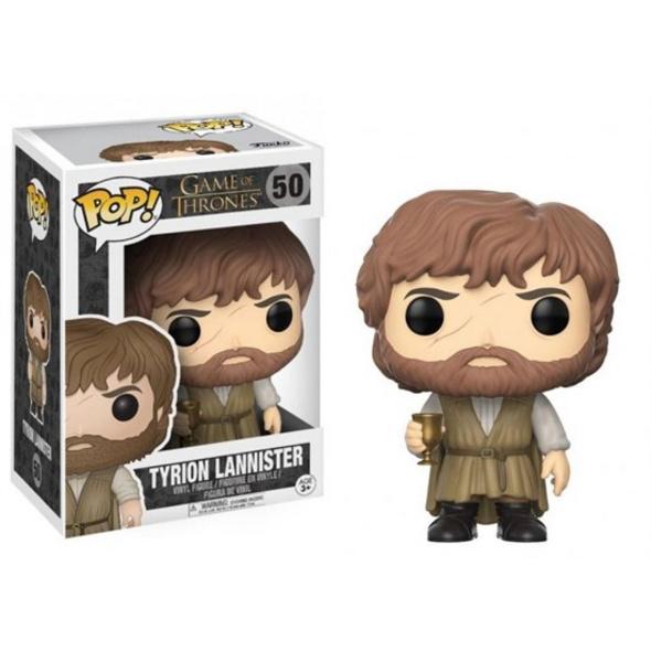 Game of Thrones - POP!-Vinyl Figur Tyrion Lannister mit Bart