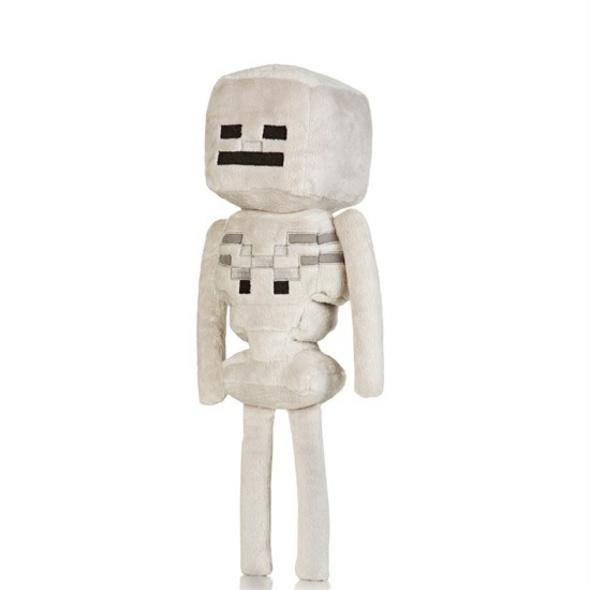 Minecraft - Plüschfigur Skeleton