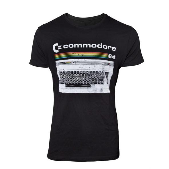 C64 - T-Shirt (Größe S)