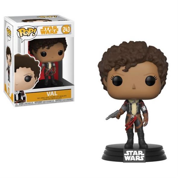 Han Solo - POP! Vinyl-Figur Val