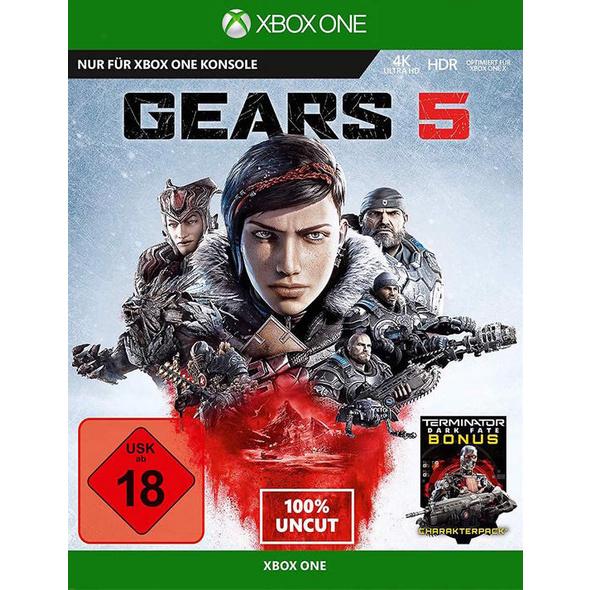 Gears 5 (Xbox Series X, Xbox One)