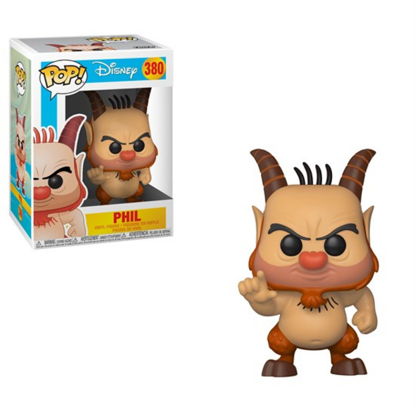 Hercules - POP! Vinyl-Figur Phil