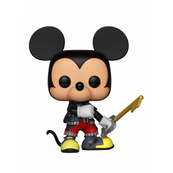 Kingdom Hearts 3 - POP!-Vinyl Figur Mickey