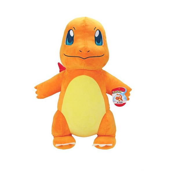 Pokémon - Plüschfigur Glumanda (60cm)