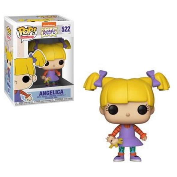 Nickelodeon - POP!-Vinyl Figur Angelica