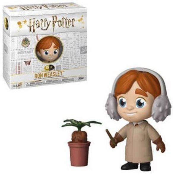 Harry Potter - 5 Star Vinyl Figur Ron Weasley