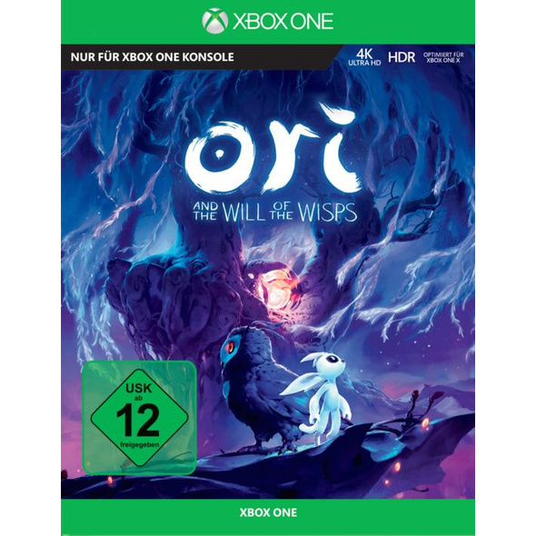 Ori and the Will of the Wisps (Xbox Series X, Xbox One)