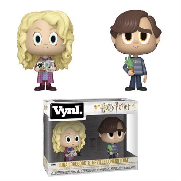 Harry Potter - POP!-Vinyl Figur Luna Lovegood & Neville Longbottom
