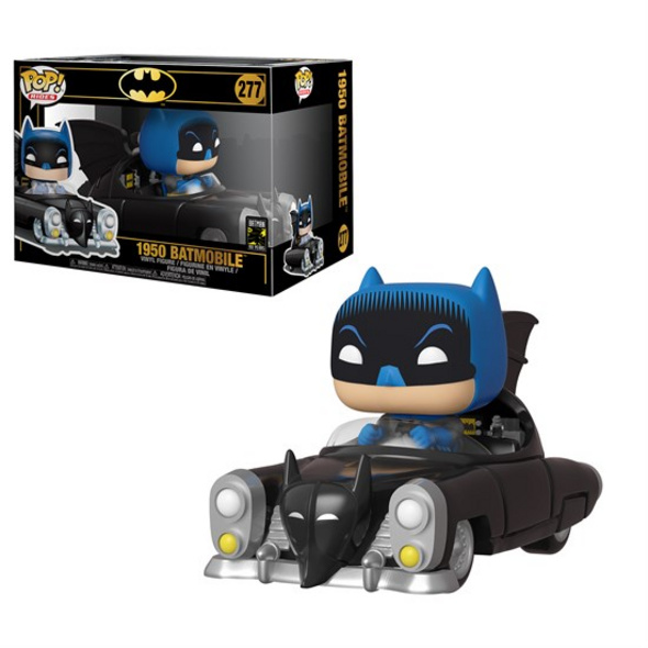 Batman - POP! Vinyl-Figur 1950 Batmobile